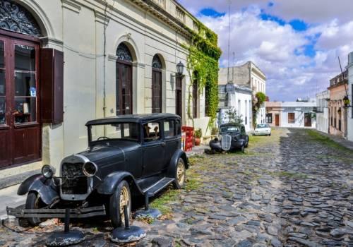 יום טיול לקולוניה -אורוגוואי